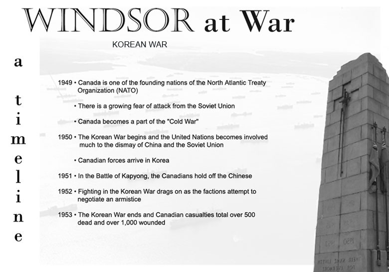 Veterans Memories - History - Korean War